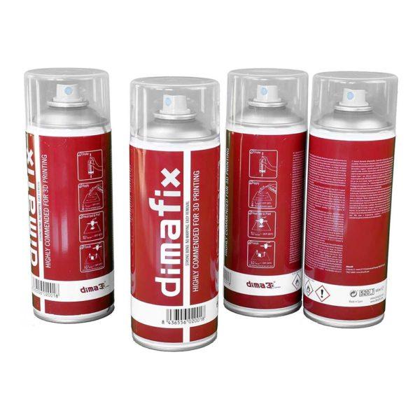 DimaFix - Fästspray för 3d-printing - 400 ml