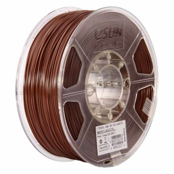 eSUN ABS Filament Brun - 3 mm - 1 kg
