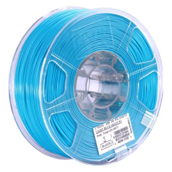 eSUN ABS Filament Ljusblå - 3 mm - 1 kg