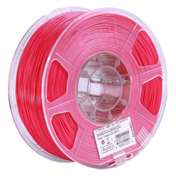 eSUN ABS Filament Magenta - 3 mm - 1 kg