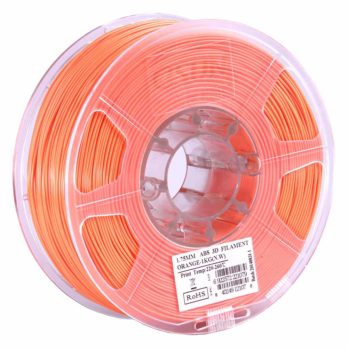 eSUN ABS Filament Orange - 3 mm - 1 kg