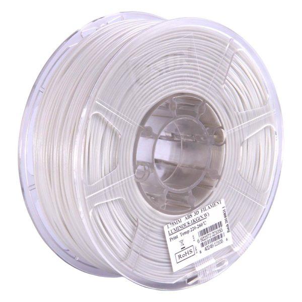 eSUN ABS Filament Självlysande Grön - 3 mm - 1 kg