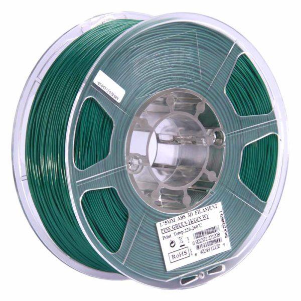 eSUN ABS Filament Tallgrön - 3 mm - 1 kg