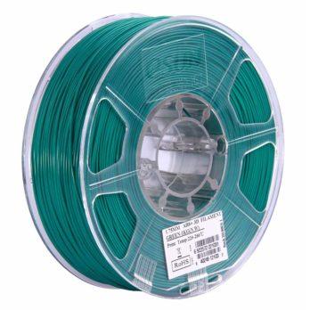 eSUN ABS+ Filament Grön - 3 mm - 1 kg