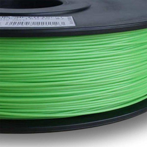 eSUN HIPS Filament Ljusgrön - 3 mm -1 kg