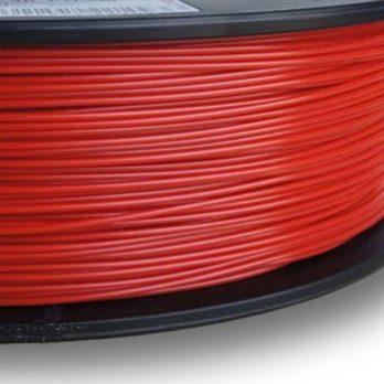 eSUN HIPS Filament Röd - 3 mm - 1 kg