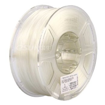 eSUN PETG Filament Naturell - 3 mm - 1 kg
