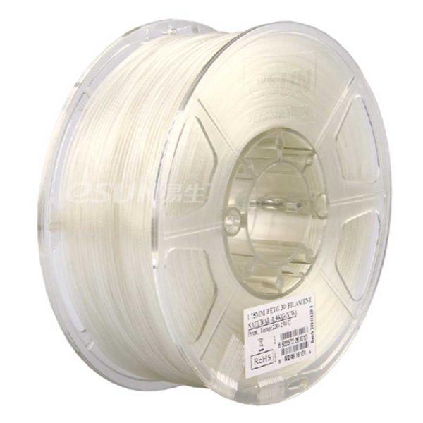 eSUN PETG Filament Naturell - 3 mm - 1 kg
