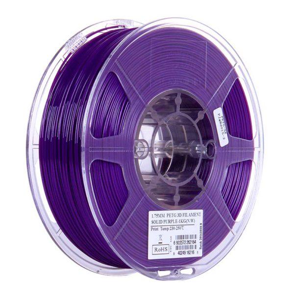 eSUN PETG Filament Solid Lila - 2,85 mm - 1 kg