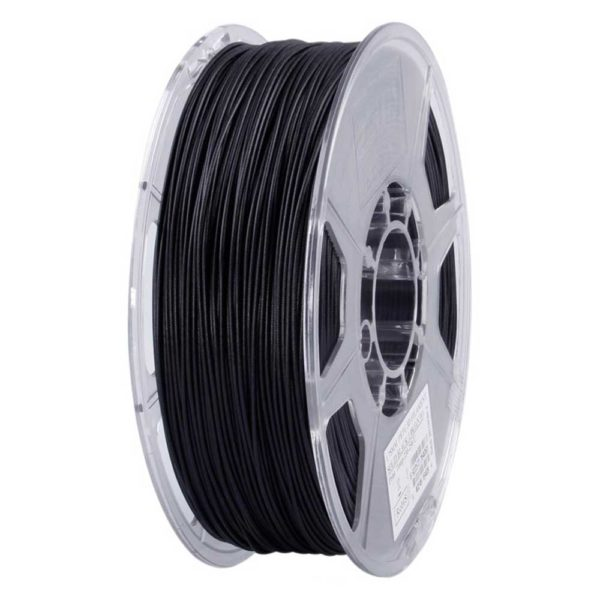 eSUN PETG Filament Solid Svart - 2,85 mm - 1 kg