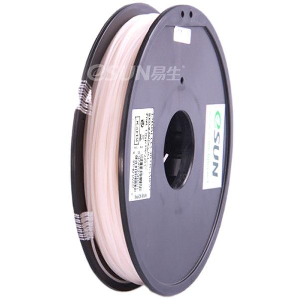eSUN PLA Filament Färgskiftande Solsken - Vit till Röd - 3 mm - 0,5 kg