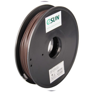 eSUN PLA Filament Färgskiftande Temperatur - Grå till Vit - 3 mm - 0,5 kg