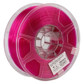 eSUN PLA Filament Lila Transparent - 3 mm - 1 kg