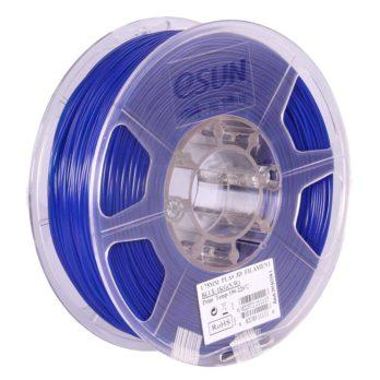 eSUN PLA+ Filament Blå - 2,85 mm - 1 kg