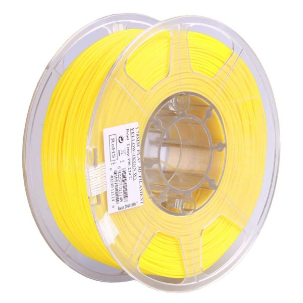 eSUN PLA+ Filament Gul - 2,85 mm - 1 kg