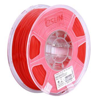 eSUN PLA+ Filament Röd - 2,85 mm - 1 kg
