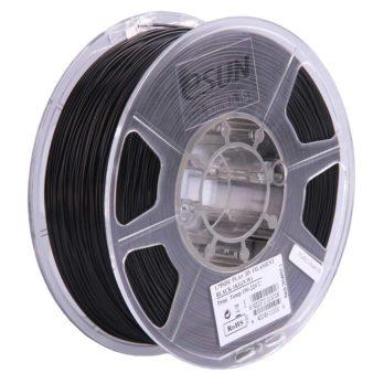 eSUN PLA+ Filament Svart - 2,85 mm - 1 kg