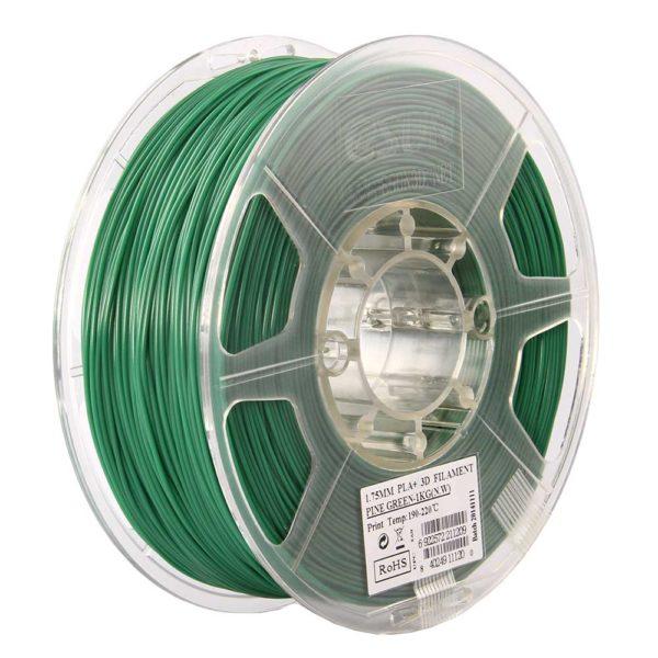 eSUN PLA+ Filament Tallgrön - 3 mm - 1 kg