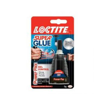 Loctite Superglue Gel Control - 3 g