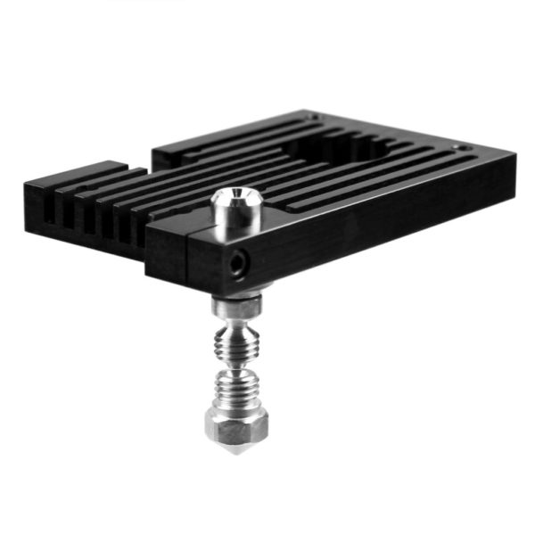 Micro Swiss All Metal Hotend with SLOTTED Cooling Block for Duplicator 6 - 0,4 mm