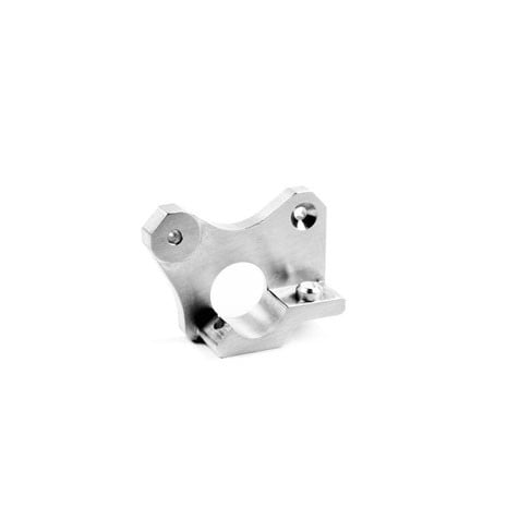 Micro Swiss CNC Machined Extruder Plate for Wanhao i3