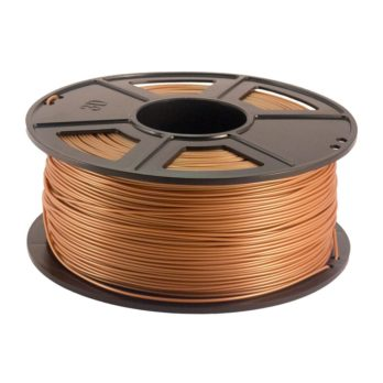 Plastech PLA Filament Kopparbrun - 3 mm - 1 kg