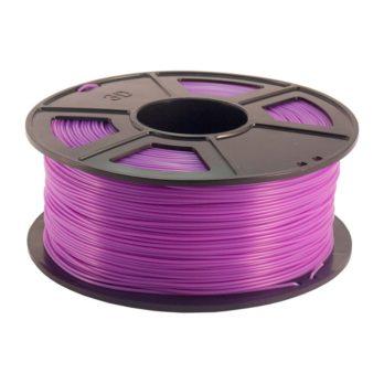 Plastech PLA Filament Lila - 3 mm - 1 kg
