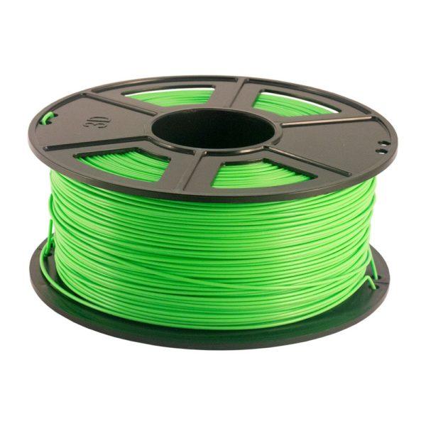 Plastech PLA Filament Ljusgrön - 3 mm - 1 kg