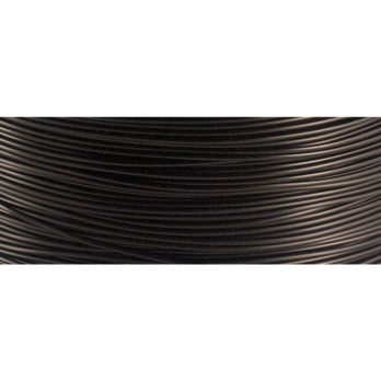 Plastech PLA Filament Svart - 2,85 mm - 2 kg