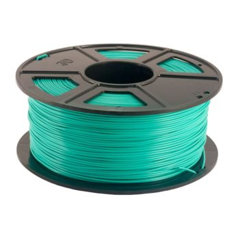 Plastech PLA Filament Turkos - 3 mm - 1 kg