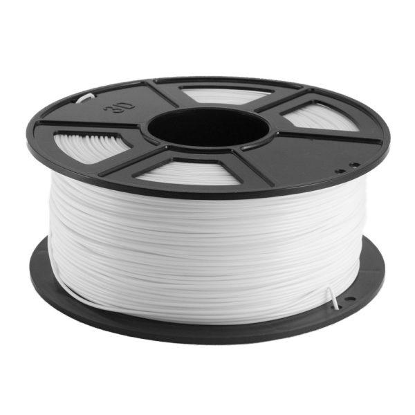 Plastech PLA Filament Vit - 2,85 mm - 1 kg
