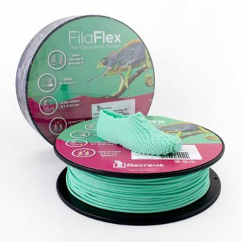 Recreus FilaFlex Filament Aquamarin - 2,85 mm - 0,25 kg