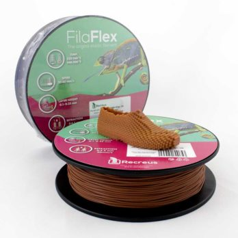 Recreus FilaFlex Filament Brun - 2,85 mm - 0,25 kg