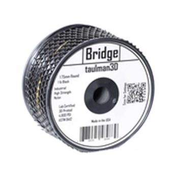 Taulman Nylon Bridge Filament Svart - 2,85 mm - 450 g