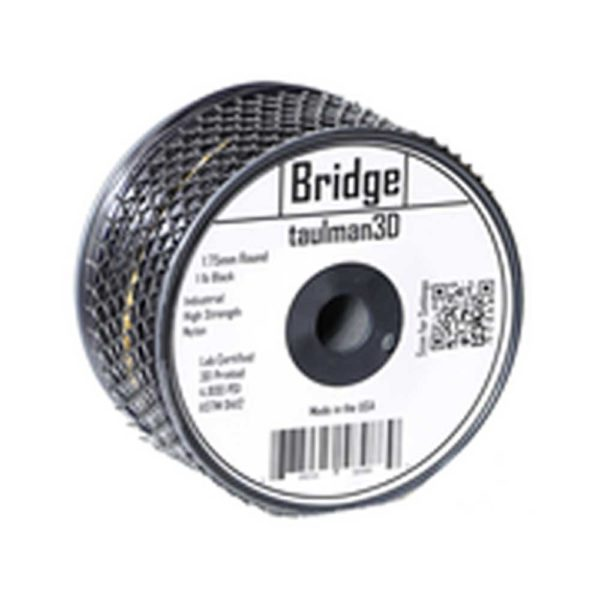 Taulman Nylon Bridge Filament Svart - 2,85 mm - 450 g