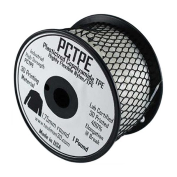 Taulman PCTPE Filament Naturell - 2,85 mm - 0,45 kg