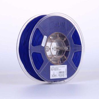 eSUN eLastic Filament Blå - 1,75 mm - 1 kg