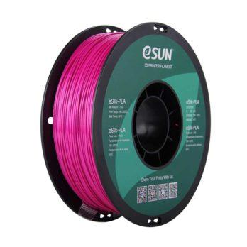 eSUN eSilk-PLA Filament Violett - 1,75 mm - 1 kg