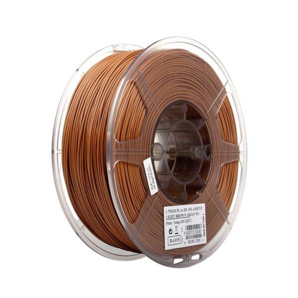 eSUN PLA+ Filament Ljusbrun  - 2,85 mm  - 1 kg